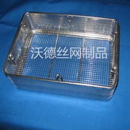 304不锈钢过滤框 耐高温不锈钢过滤框 冲孔板过滤框可定做