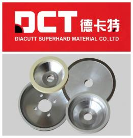 德卡特优质陶瓷金刚石砂轮高效耐磨定制生产
