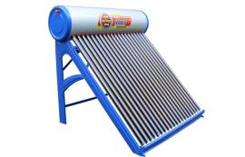 家用单机太阳能 3-6人用20管一体式太阳能热水器