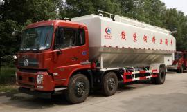 东风系列散装饲料运输车 6吨10吨15吨20吨散装饲料运输车