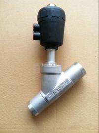 JZ661F焊接气动角座阀
