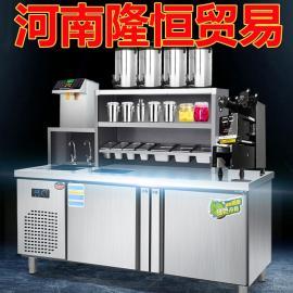 奶茶原料设备,商用奶茶店设备,全套奶茶店设备报价