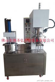 电子密封胶生产设备 双行星搅拌机