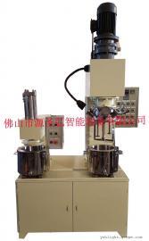硅酮玻璃胶结构胶密封胶实验机 5L强力分散机