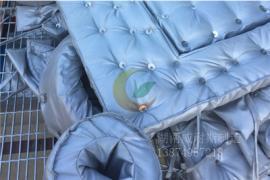 化工模块保温套 可拆卸化工模块保温套 海洋化工保温衣