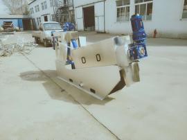 污泥脱水机 压滤机 叠螺式脱水机
