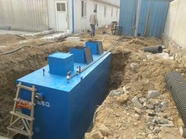 居民一体化生活污水处理设施东流影院