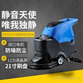 常熟物�I公司用容恩品牌洗地�CR56B�o音型拖地�C�m合�t院商��