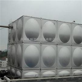 圆形不锈钢水箱与方形不锈钢水箱的区别
