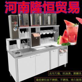 奶茶设备报价,做奶茶的设备报价,奶茶店全部设施设备