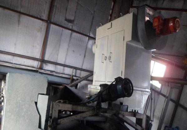 犁煤运输微动力除尘器