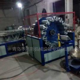 华恩斯专业生产PVC纤维增强软管生产线设备