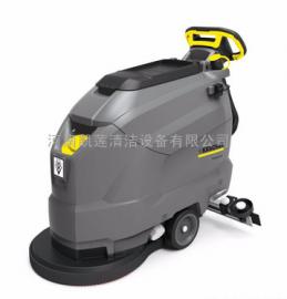 �P�YBD50/50C手推式洗地�C地面手推式洗地�C