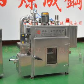 腊肉熏制烟熏炉,龙腾盛世YX-30烟熏炉不锈钢材质