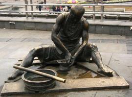 铜雕雕塑,大型铸铜雕塑,锻铜雕塑,铜浮雕,雕塑定制