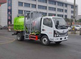 国六东风餐厨垃圾车泔水车