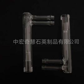 石英玻璃制品来图定制石英仪器实验室石英玻璃管