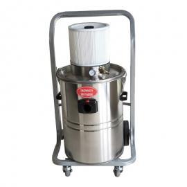 气动工业吸尘器食品厂电子厂化工厂用吸木屑粉尘颗粒气源吸尘器