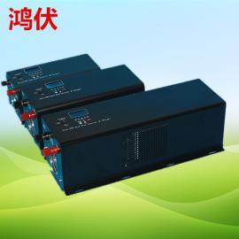 2KW卧式款正弦波工频逆变器 2KW小功率太阳能光伏逆变器