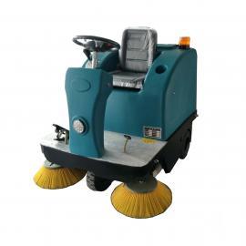 自动驾驶式清洁车 座驾式清扫车 道路环卫电动扫地机 座驾扫地车
