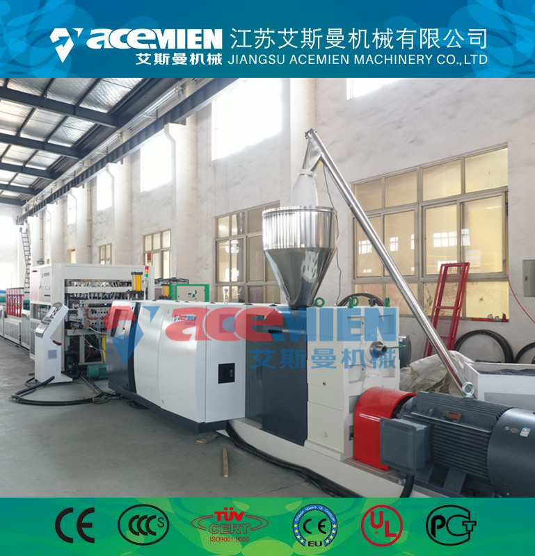 中空塑料模板设备、pp建筑工程模板生产线