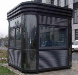 成品岗亭加工厂-不锈钢岗亭制造-收费订制岗亭