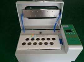 12位全自动定容定量氮吹浓缩仪安装视频
