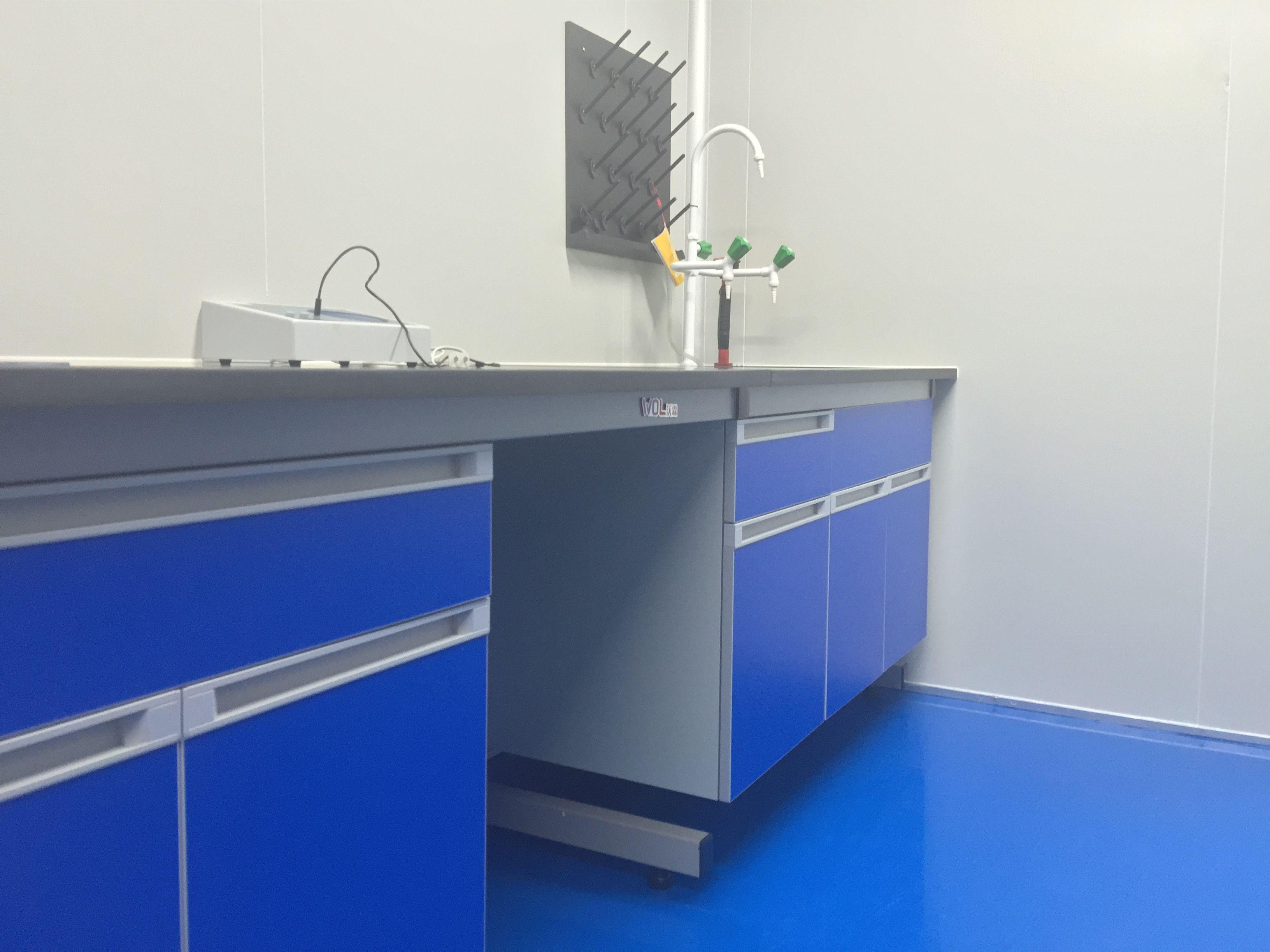 微生物实验室工程装修
