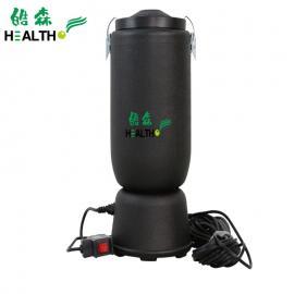 皓森背负式吸尘器HS-12J肩背式吸粉尘吸尘器
