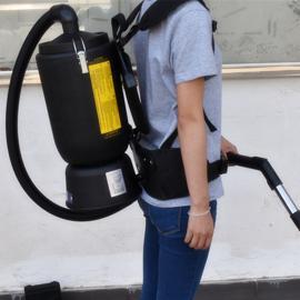 皓森电瓶肩背式吸尘器HS-12JD充电背负式吸尘器