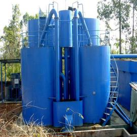 全自动钢制重力式无阀滤池 石油废水重力无阀滤池