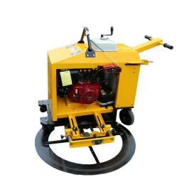 井盖切圆机 手推式小型窨井盖路面切圆机 沥青道路圆形切割机