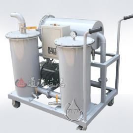 YL-B-100润滑油5微米电动过滤加油小车