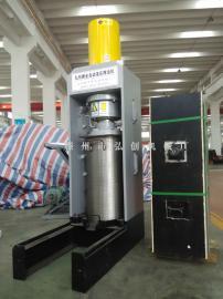 芝麻香油大型立式液压榨油机,强兴核桃超高压榨油机生产商