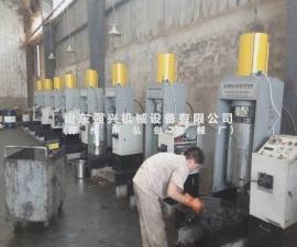 花椒籽新型全自动立式榨油机,棉籽大型桶式液压榨油机生产厂商