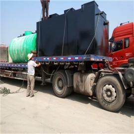 日处理250吨地埋式污水处理设备