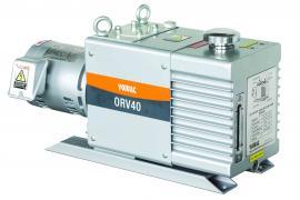 ��宜真空泵ORV40真空泵YOIVAC�p�直�油旋片式真空泵ORV40
