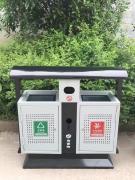 重庆环保垃圾桶-物业垃圾桶生产企业-重庆环卫垃圾桶制造厂