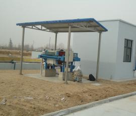 各种行业污水,污泥处理,固液分离成套处理设备