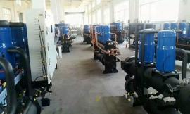 中科能洗浴热水专用地源热泵机组 大众浴池热泵现货
