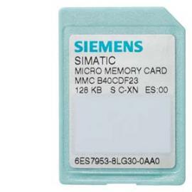 6ES7953 西门子S7-300 MMC内存储存卡128KB 6ES7953-8LG30-0AA0