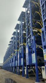 高品质的立体停车库