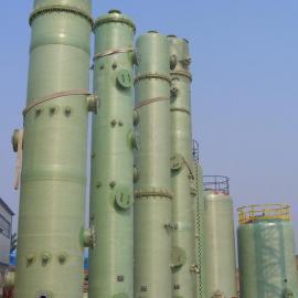 玻璃钢喷淋塔玻璃钢脱硫塔净化塔砖厂脱硫塔
