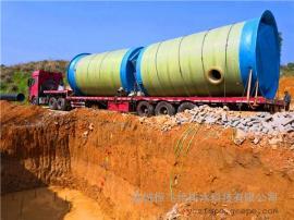 市政排水地埋式提升一�w化污水泵站