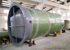 变频控制排涝一体化预制泵站