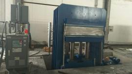 高分子碳纤维热复合材料热压成型专用导热油炉