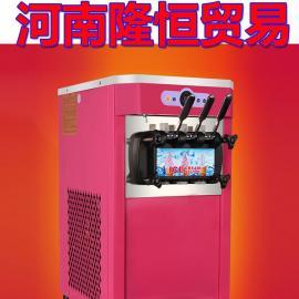 街头冰激凌机,冰激凌机器公司,冰激淋自动售卖机
