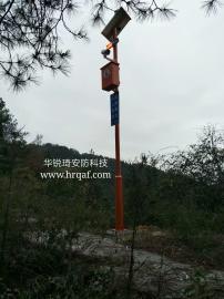 森林公园监控-防火警示系统