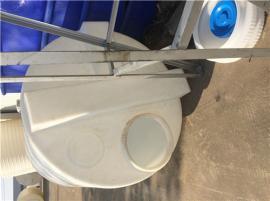 1.5T方形加药箱生产 塑料圆形加药桶生产