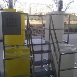 2吨锥底加药箱 LLDPE方形加药箱加工